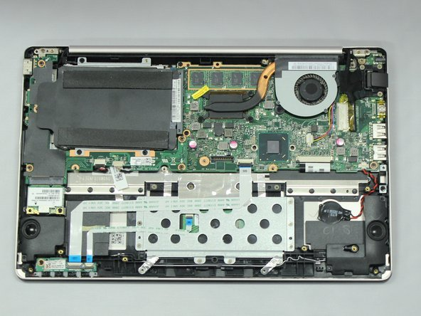 Asus VivoBook X202E-DB21T Motherboard Replacement