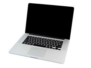 "MacBook Pro 15"" Retina Display Late 2013の修理"