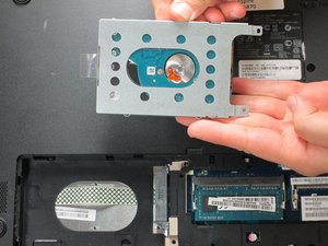 ACER Aspire E1-572-6870 Hard Drive (HDD) Replacement