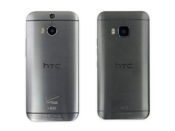 Image 1/2: The M9's most noticeable difference from its [guide|23615|predecessor|new_window=true] is a return to a single rear camera, like the original [guide|13494|HTC One|new_window=true]. Possibly HTC decided that competing with the [guide|5029|3DS dual camera|new_window=true] was a little beneath them.
