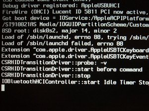 Mac Software Troubleshooting