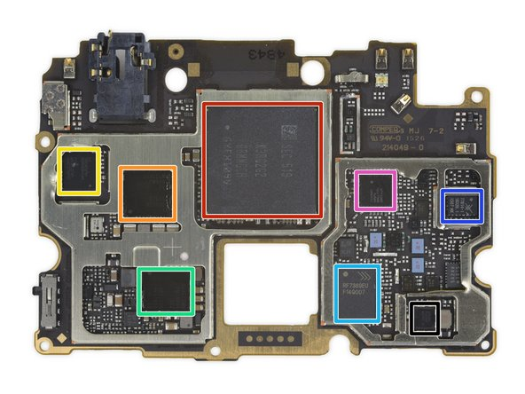 Image 1/2: Qualcomm PM899