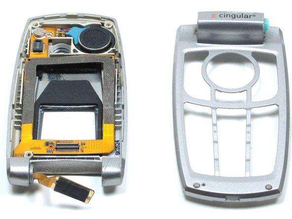 Remplacement du boitier externe du LG L1200