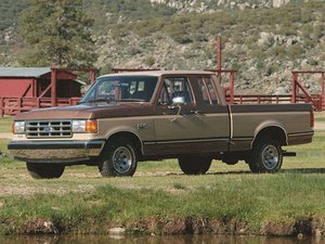 1987-1991 Ford F-Series Repair