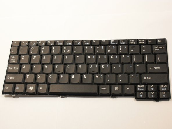 Acer Aspire One ZG5 Keyboard Replacement