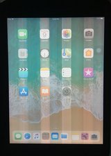 SOLVED: White Vertical Lines on the screen - iPad Mini 2 Wi