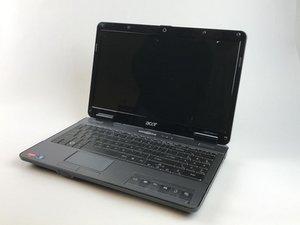 Acer Aspire 5517-1127 Repair