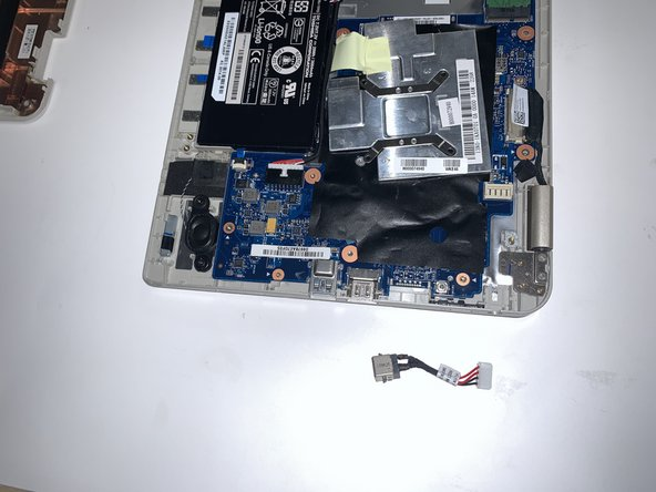 Toshiba Satellite L15W-B1303 Charging Port Replacement