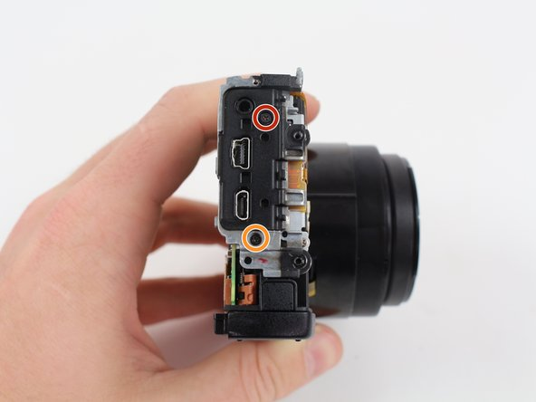 Image 1/2: One 2.5mm screw