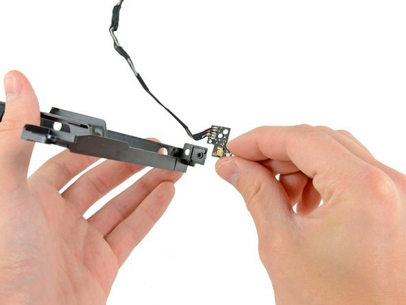 Mac Mini Ende 2012 Infrarotsensor austauschen