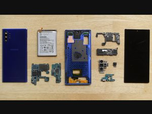 Galaxy Note10+ Teardown