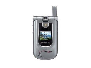 Samsung SCH-A890 Repair