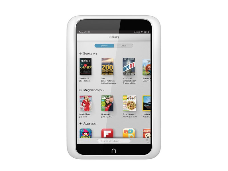 My nook will not turn on. what do I do? - Nook HD - iFixit