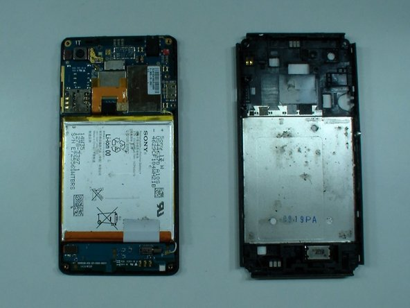 Sony Xperia E3 Battery Replacement