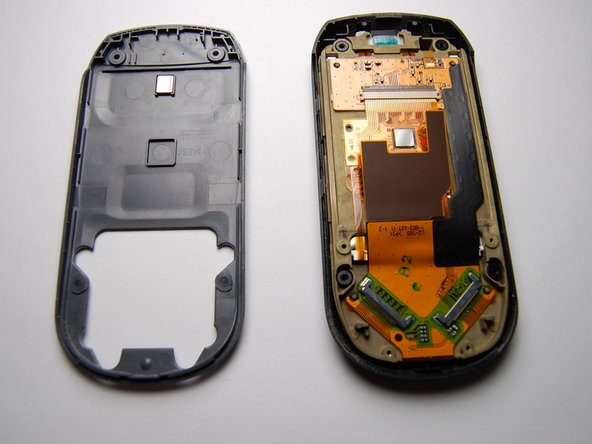Image 2/2: Remove the four visible 6mm screws and then remove the back cover.