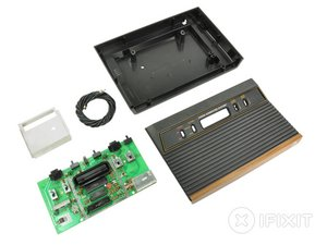 Atari 2600 Teardown