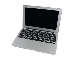 "MacBook Air 11"" Mid 2013の修理"