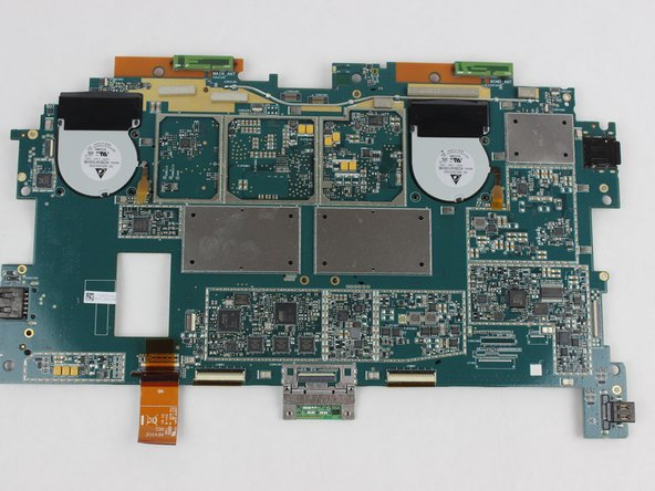 If you have not done so yet, follow the steps here: Microsoft Surface Pro 2 Motherboard Replacement Guide.