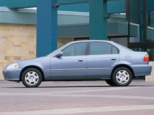 1996-2000 Honda Civic Repair