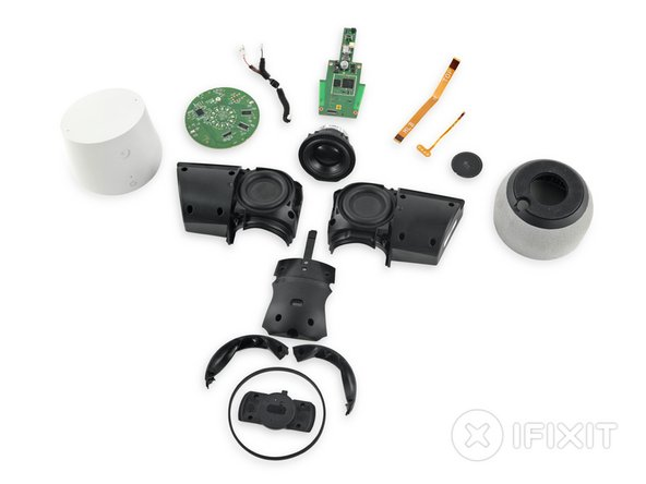 Google Home teardown
