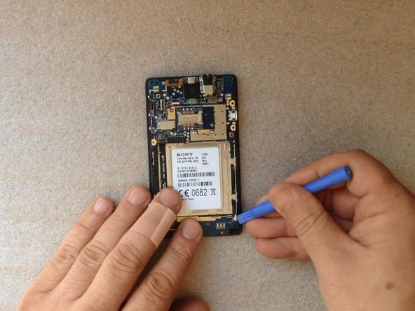 Image 3/3: Touchscreen flex cable