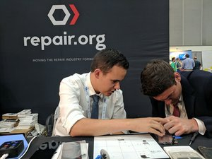 We Showed Legislators That Right to Repair Still Matters at NCSL 2018