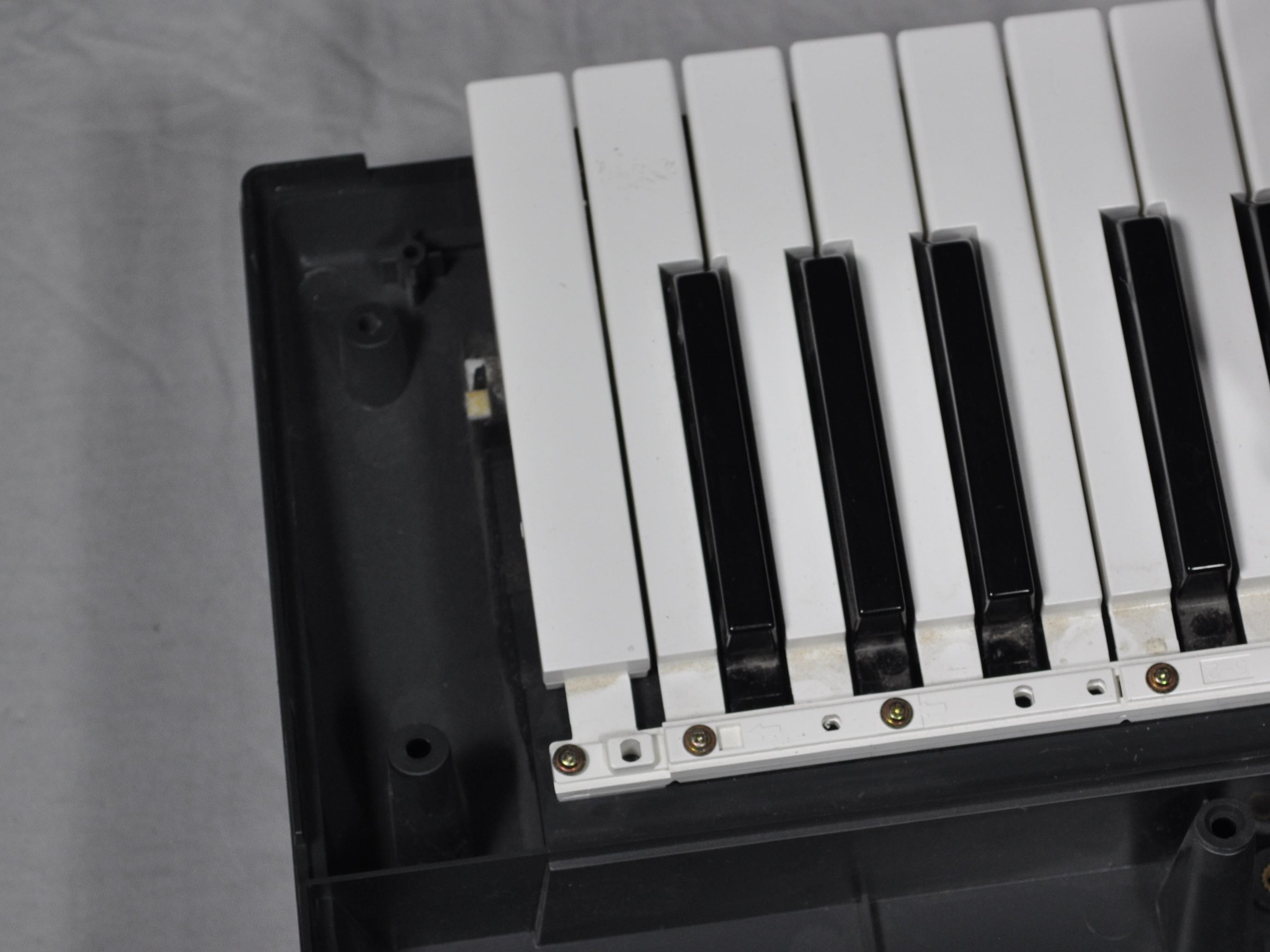 casio ctk 501 repair ifixit rh ifixit com Casio Keyboard Owner's Manual Casio Lk 43 Keyboard Manual
