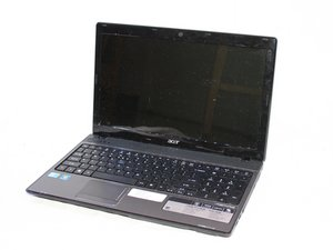 Acer Aspire 5741 Repair