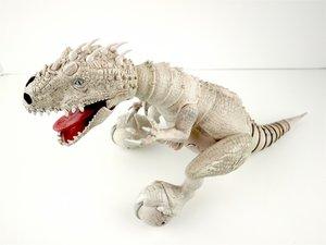 Zoomer Jurassic World Indominus Rex Troubleshooting