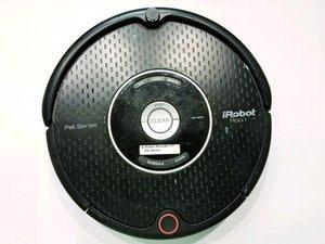 iRobot Roomba 595 Pet Series Troubleshooting
