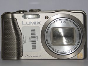 Panasonic Lumix DMC-ZS25 Troubleshooting
