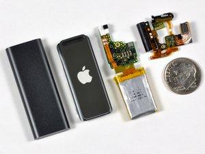 iPod shuffle 3rd Generation Teardown