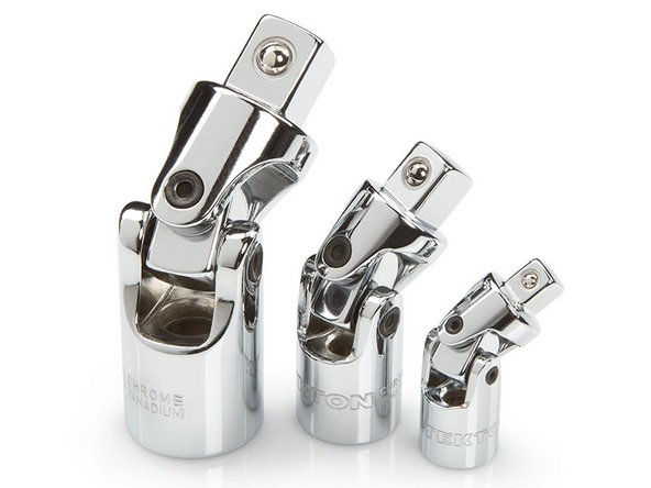 Universal Swivel Ratchet Socket Extender Main Image