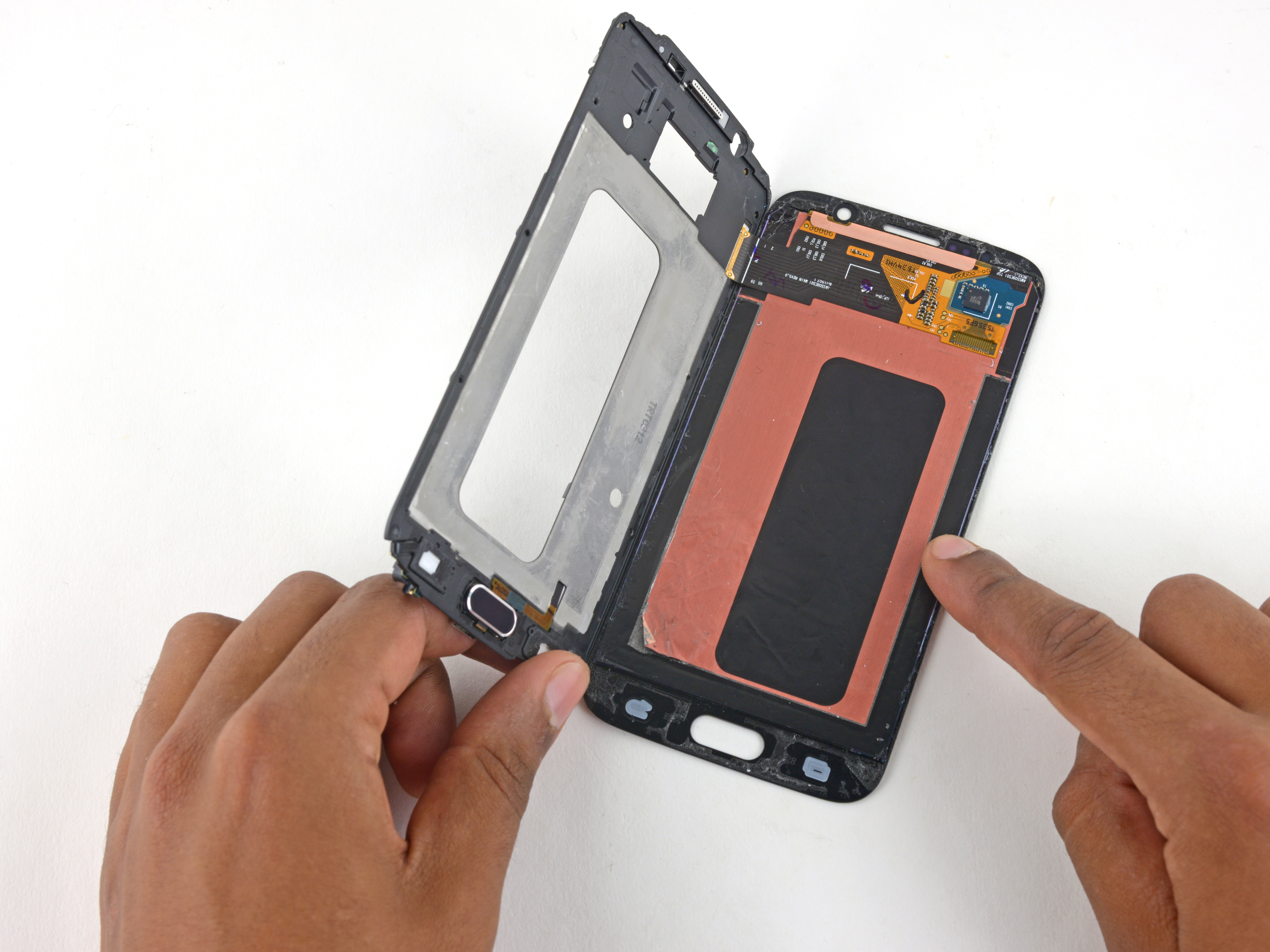 Samsung Galay S6 Display Assembly Replacement - iFiit