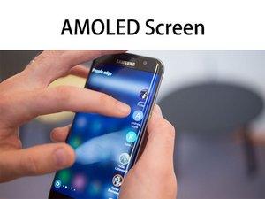 AMOLED Screen (Video)