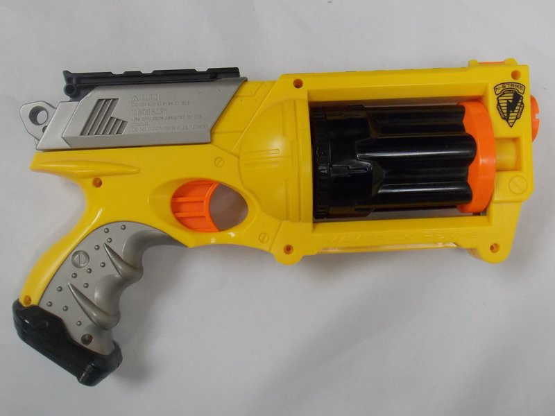 Nerf Maverick O Ring