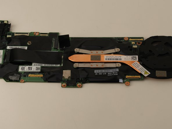 Lenovo ThinkPad X1 Carbon 7th Gen Motherboard Replacement