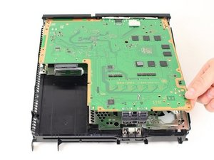 Playstation 4 Motherboard Austausch