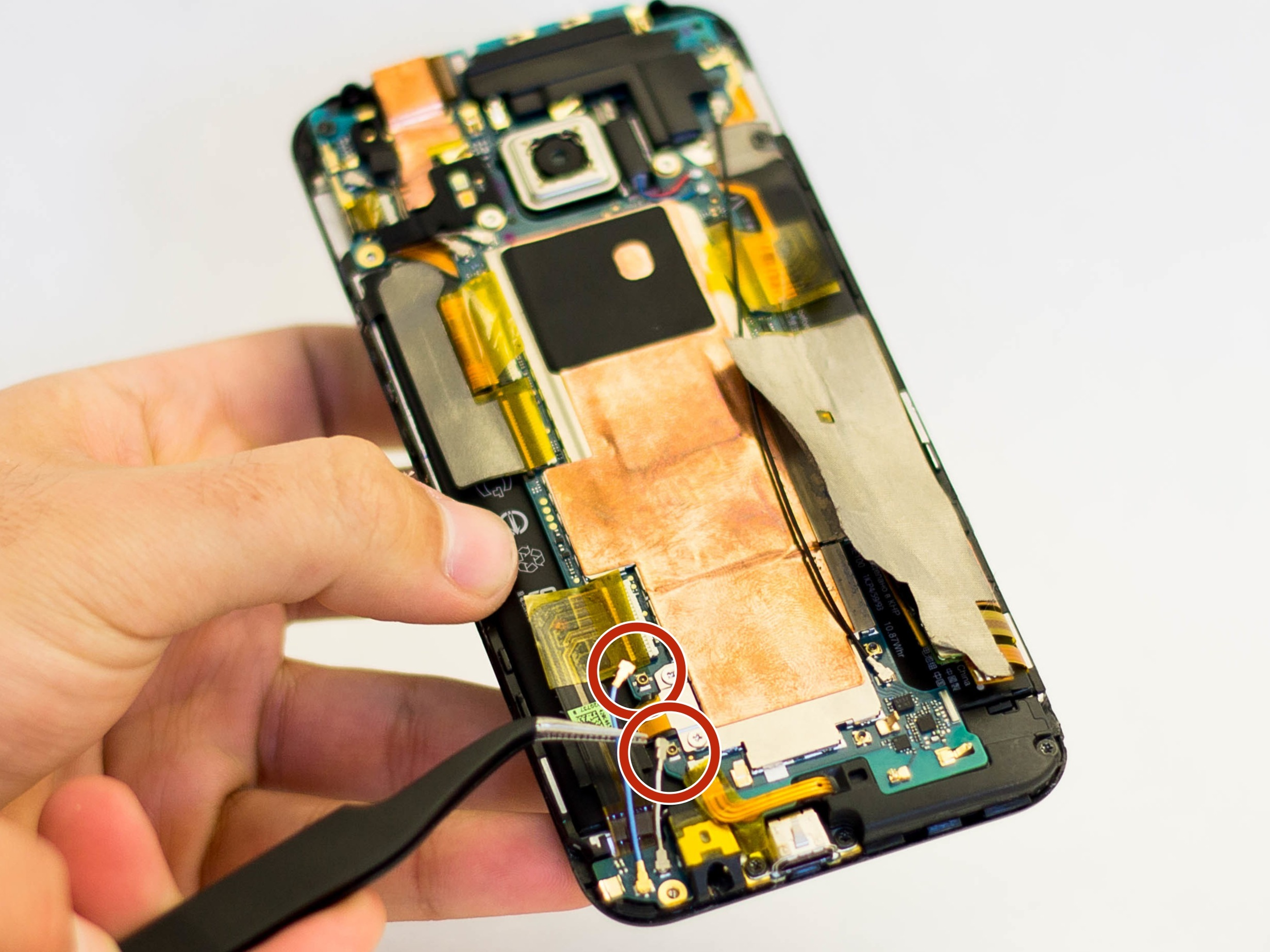 HTC One M9 Motherboard Replacement