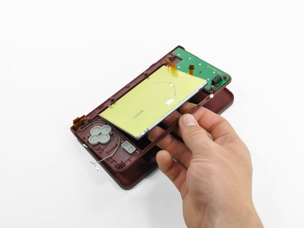 Nintendo DSi XL Lower Display Assembly Replacement
