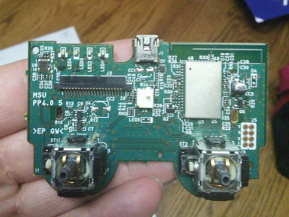 Sony Game Console Accessory L3 and R3 Potentiometer Replacement