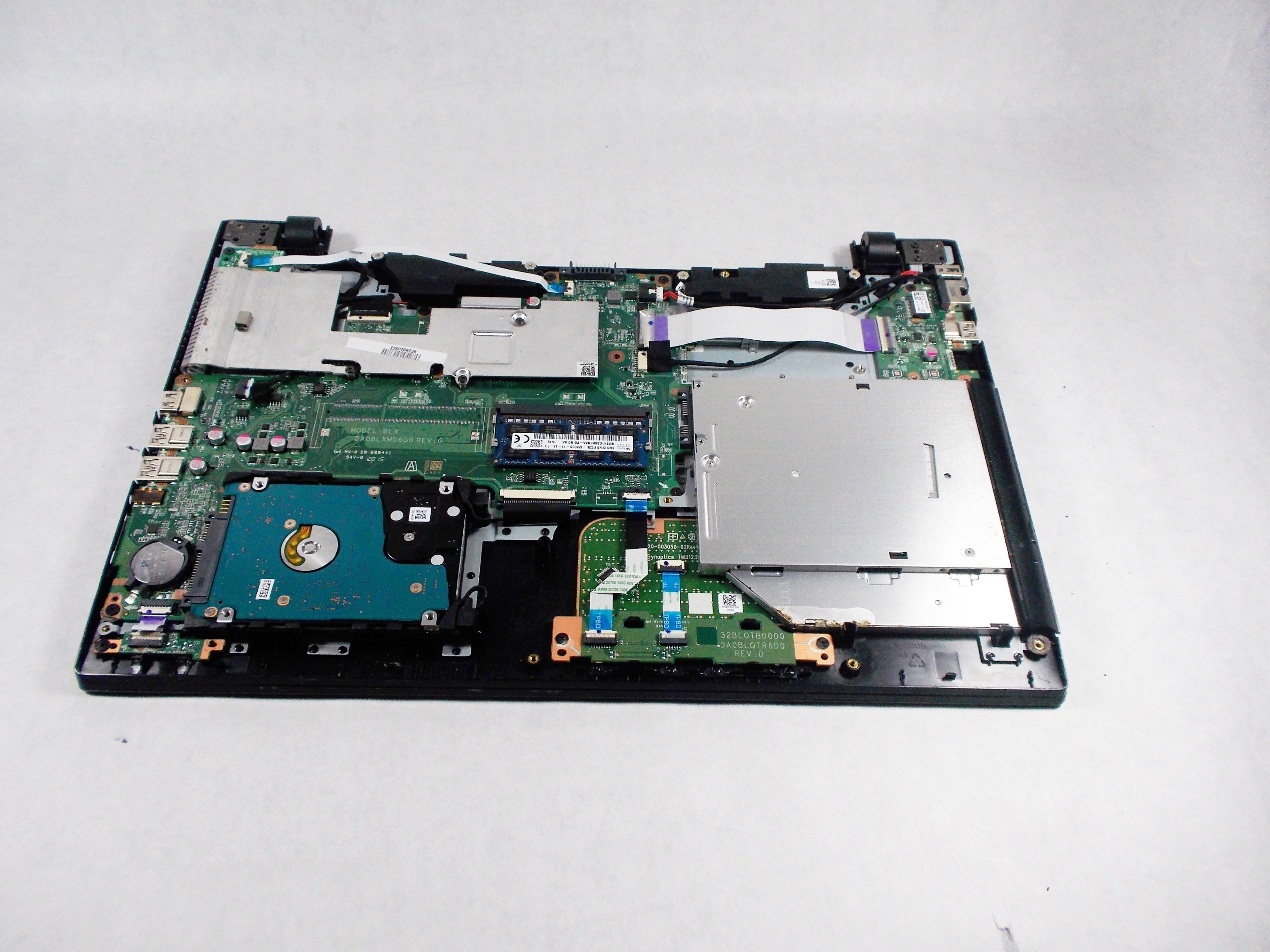 Toshiba Satellite C55-C5268 Hard Drive Replacement - iFixit