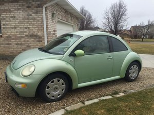 1998-2005 Volkswagen Beetle Repair