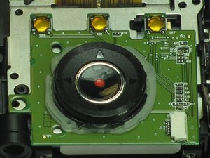 Main Button's Circuit Board