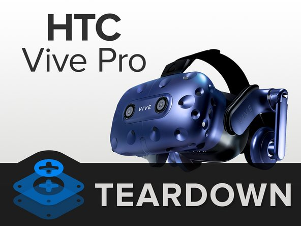 The Vive Pro seems to come equipped with some new spectacles. What other specs is it packing?