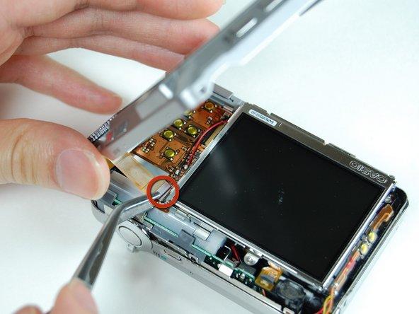 Image 2/3: Set bottom casing aside.