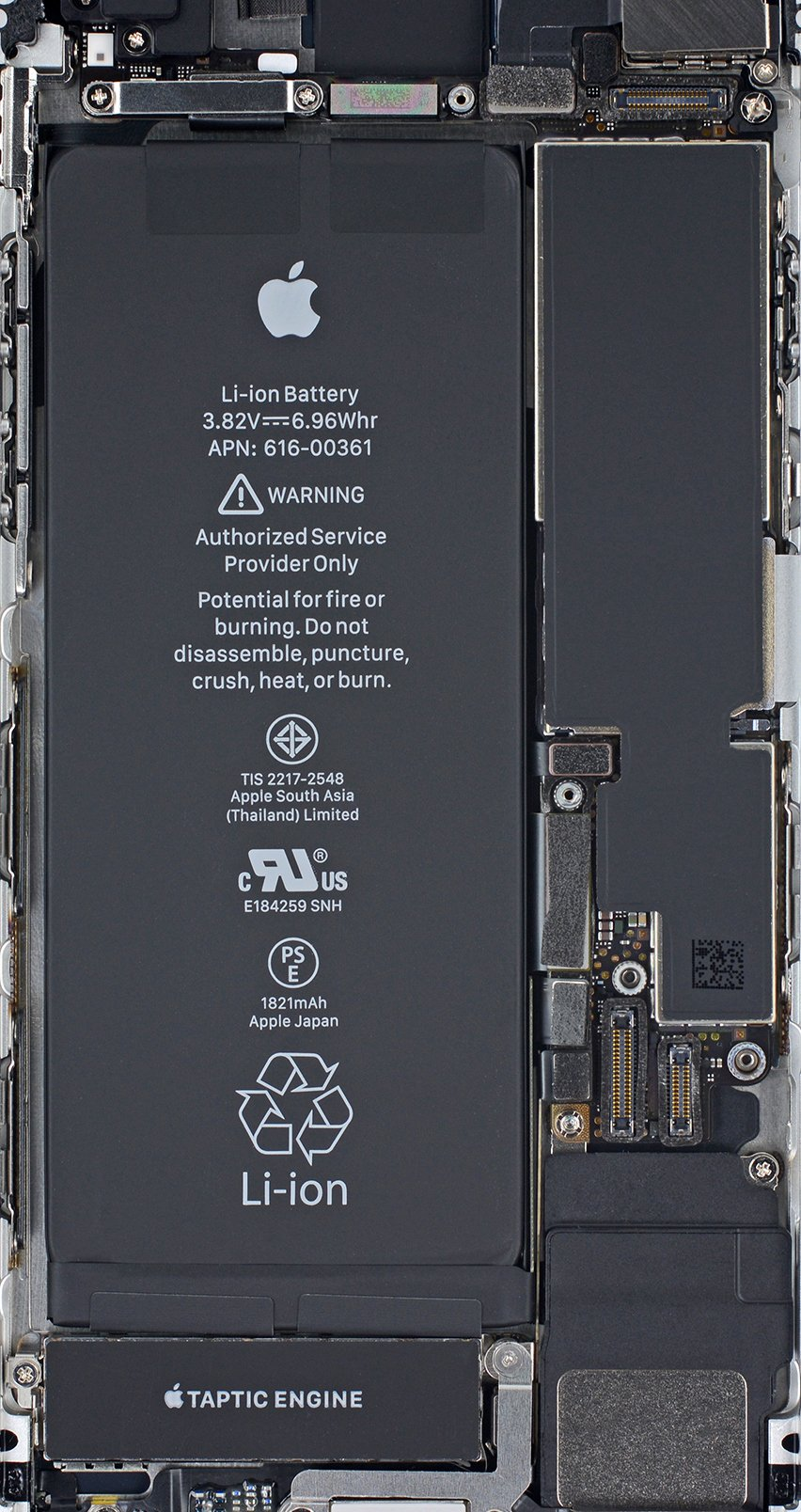 Weve Got Your Iphone 8 Teardown Wallpapers Ifixit