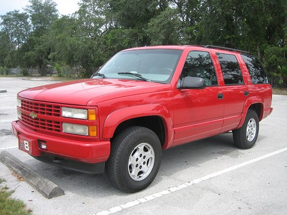 solved where is my fuel filter located 1992 1999 chevrolet tahoe ifixit solved where is my fuel filter located