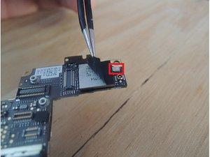 iphone 4s wifi chip vervangen