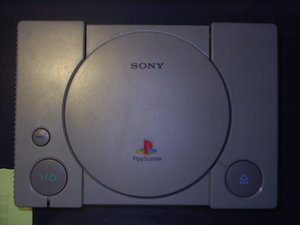 Sony PlayStation SCPH-9002 Teardown